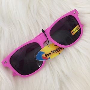 NEW FosterGrant HotPink Sunshades UV400 Sunglasses